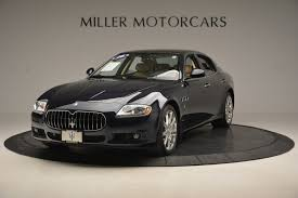 maserati quattroporte 2015 2010 maserati quattroporte s stock 1267 for sale near greenwich