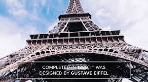 the history of the eiffel tower in 60 seconds by culture trip
