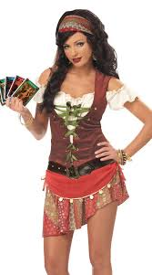 Gypsy Halloween Costume Mystic Gypsy Costume Gypsy Halloween Costumes Halloween