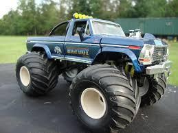 bigfoot 3 monster truck bigfoot 1 u0026 2