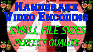 handbrake u0026 handbrakecli video encoder secret setting pro guide