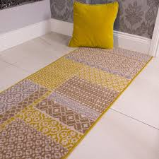 Yellow Runner Rug Yellow Runner Rug Home Rugs Ideas