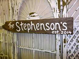 Home And Cabin Decor by Custom Barn Wood Signs