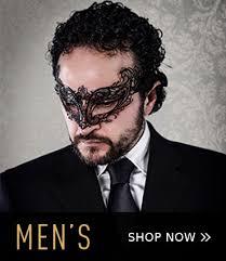 mens masks masquerade masks and venetian masks