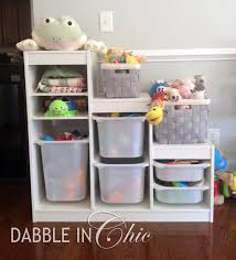 Ikea Toy Storage Dabble In Chic Dablet U0027s Playroom Phase One
