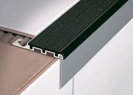 aluminum stair nosing stair nosing functionsand importance