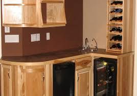 medium brown kitchen cabinets bar stunning solid wood kitchen cabinets woodbridge nj best