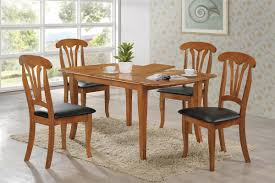 36 by 48 table x 48 solid wood table opens to 60 light oak