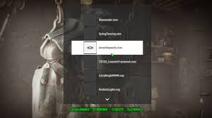fallout 4 mods disable on launch arqade