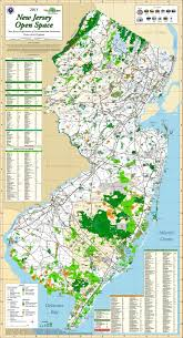 Map Of New York New Jersey by Bureau Of Gis