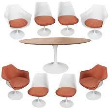 furniture enchanting tulip dining table base mmilo set of tulip