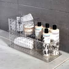 Bathroom Baskets For Storage Bathroom Storage Baskets The Holding Company Intended For