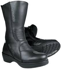ladies motorbike boots daytona lady pilot gore tex boot buy cheap fc moto