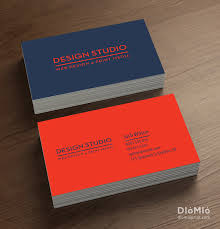impact business cards diomioprint