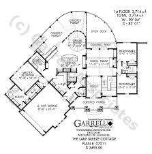 lake cottage floor plans lake breeze cottage house plan active adult house plans