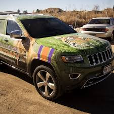 jeep grand cherokee vinyl wrap save money with big dog advertising services big dog vehicle
