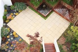 L Shaped Garden Design Ideas 16 Inspirational Backyard Landscape Designs As Seen From Above