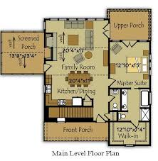 2 Story House Plans With Master On Main Floor 1824 Best Houseplans Images On Pinterest Small House Plans