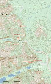 Canadian Rockies Map Eric U0026 Lucie U0027s Bus Trip Canadian Rockies Ice Climbs Ghost And