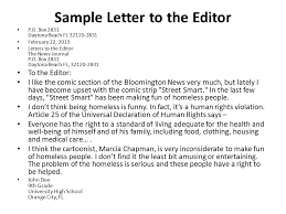 best ideas of letter to the editor sample for a magazine in format