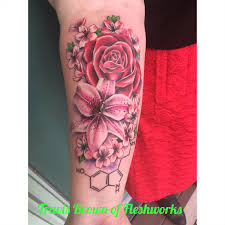 Arizona Flag Tattoo Fleshworks Tattoo Studio Seattle A List