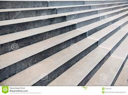 concrete stairs perspective stock photo image 54001293
