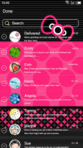 message theme for hello kitty android apps on google play