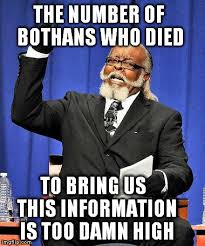 Many Bothans Died Meme - philosoraptor meme imgflip