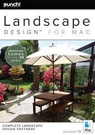 Home Landscape Design Software For Mac Amazon Com Punch Landscape Design For Mac V19 Download Software