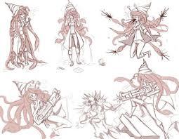 sticky characters on stuckfetish deviantart