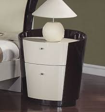 Modern Black Nightstands Modern Black Nightstands Modern Nightstand New York 2 Drawer