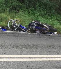 man taken to southmead hospital after cleeve crash latest weston