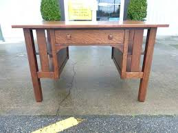 Computer Desk Prices Furniture Spindle Library Desk Stickley Computer Prices Mission