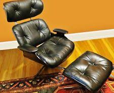 Herman Miller Lounge Chair And Ottoman by Herman Miller Eames Lounge Chair Ebay