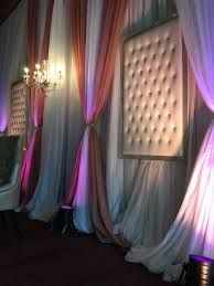 wedding backdrop toronto 79 best wedding backdrops images on curtains events