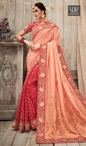 bridal designer buy designer casual saree bridal