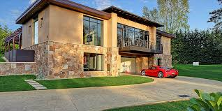 find of the day 2 bedroom house with integrated 16 car garage in