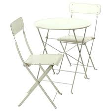 Metal Folding Bistro Chairs Stupendous Folding Bistro Chair Novochme Small Bistro Set