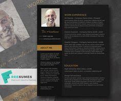free premium professional resume template in ai u0026 eps format 02