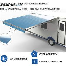 Awning Canvas Replacement Rv Awning Fabric 14 Ebay