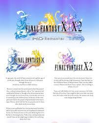 final fantasy 10 2 strategy guide final fantasy x x 2 hd remaster ot g a f in position it u0027s