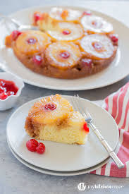 pineapple upside down cake a recipe video my kitchen craze