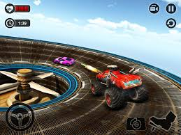 monster truck crash video whirlpool monster truck demolition derby battle android apps on