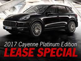 lease a porsche cayenne vehicle specials in pompano fl