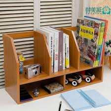 Small Desk Bookshelf 15 Best Collection Of Desktop Bookcases