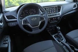 pics of hyundai accent 2018 hyundai accent small sedan debuts at minor auto