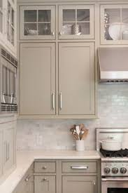 Light Taupe Kitchen Cabinets Transitional Kitchen Kitchen - Light colored kitchen cabinets