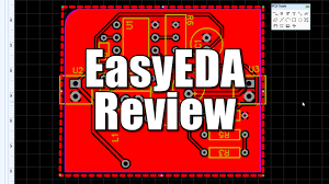 easyeda free schematic u0026 pcb design simulation software review
