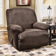 Contemporary Microfiber Sofa Living Room Comfortable Brown Microfiber Couch For Elegant Living