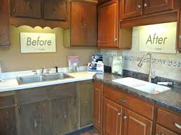 can you restain kitchen cabinets ey r restain kitchen cabinets